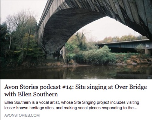 site singing avon stories podcast image